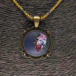 Halskette Flora