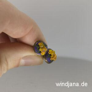 ✿ Ohrstecker Provence